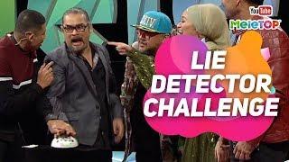 Download Lagu Soalan panas ... kalau tipu kena kejutan elektrik | Lie Detector Challenge | 4 Dato' I MeleTOP Gratis STAFABAND