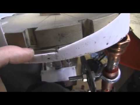 Bullet Feeder Collator Construction - Mechanical. DIY homemade