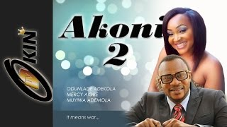 AKONI 2 Latest Traditional Nollywood Movie Staring Odunalade Adekola