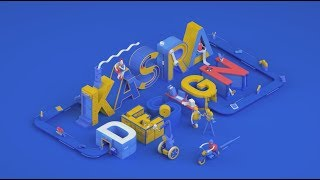 The Story of Our Workflow - 3D Explainer Video