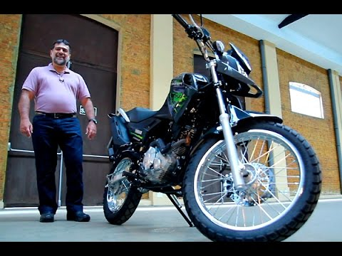 VRUM MOTO - Yamaha Crosser 150 2015 [Teste]
