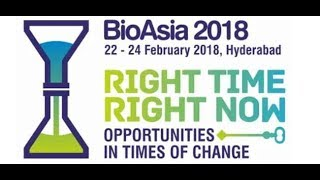 Boi -Asia -2018 International confernce @ HICC || LIVE