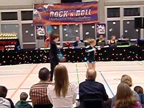 Helen Koch & Julian Scheuermann - Herbstmeisterschaft Böblingen 2010