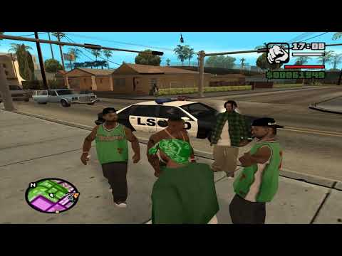Grand Theft Auto San Andreas Blind #89