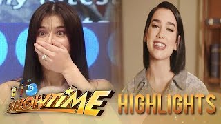 It 39 S Showtime Anne Receives A Surprise Birthday Greeting From Dua Lipa