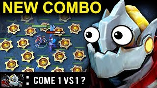 *OMG* CLOCKWERK AMAZING SKILL COMBO PATCH 7.14 DOTA 2 NEW META GAMEPLAY #93 CARRY CLOCKWORK | gattu