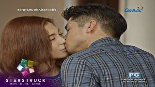 StarStruck: Analyn Barro, kinilig nang maka-kissing scene si Aljur Abrenica
