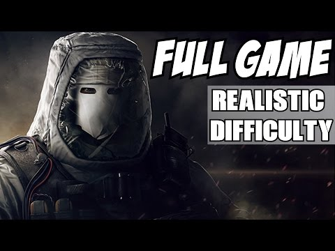 Rainbow Six Siege All Situations Missions Walkthrough Part 1 Realistic Story Campaign Ending
