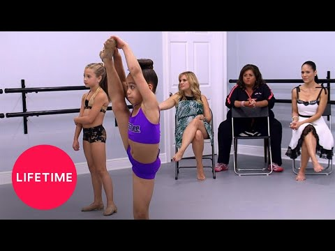 Dance Moms: Mackenzie Can't Improv (Season 3 Flashback) | Lifetime