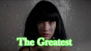 Download Lagu Sia - The Greatest [1 Hour] Gratis STAFABAND