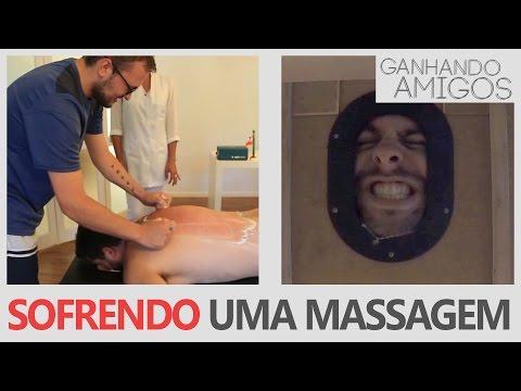 GANHANDO AMIGOS #09 - SOFRENDO UMA MASSAGEM DO FÃ (Florianópolis, SC) Vídeos de zueiras e brincadeiras: zuera, video clips, brincadeiras, pegadinhas, lançamentos, vídeos, sustos
