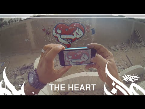 Graffiti - The Heart of MAZ