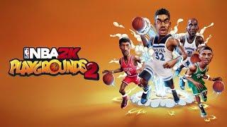 NBA 2K Playgrounds 2 - All Players [1080p HD]