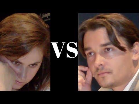 Flattening sand castles! - Judit Polgar vs Alexander Morozevich - French (C11) (Chessworld.net)