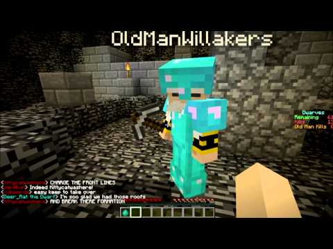 Dwarves vs Zombies with Mindcrackers - E04 - Pause and I are special...