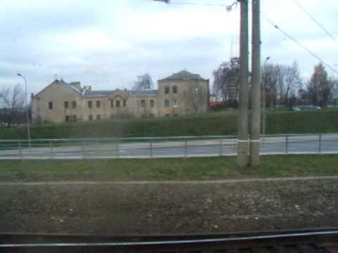 Въехали в Вильнюс