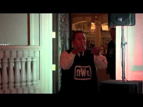 Howard Finkel Announces The Greatest Wedding Intros Ever!