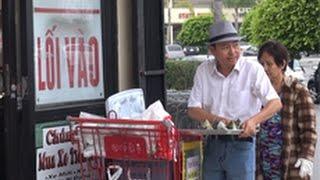 Thầy giáo bán bánh giò ở Little Saigon, California