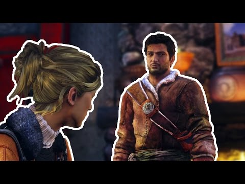 UNCHARTED 2: AMONG THIEVES #16 - Onde Estou? (Gameplay Em Portugu���s)
