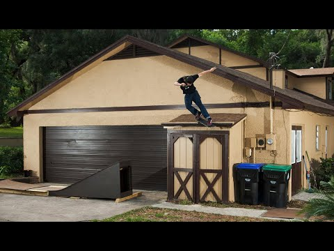World's Greatest Skateboarding Quarantine | #MurderYourHouse Winner!