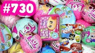 Random Blind Bag Box #730 - LOL Surprise Pets, Smooshy Mushy, Shopkins, Trolls