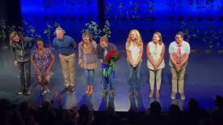 Ben Platt's final Dear Evan Hansen curtain call