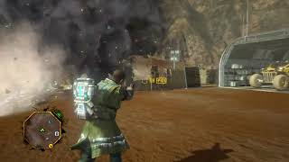 Red Faction  Guerrilla with mods
