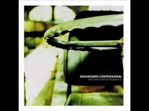 Dashboard Confessionals - Shirts And Gloves