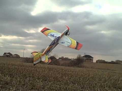 Techone Yak 54 EPP Maiden Flight(Its Durable)!