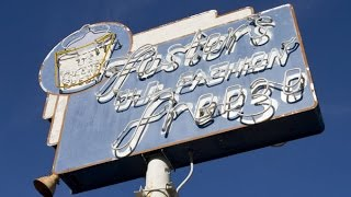 Foster's Freeze sign comes down