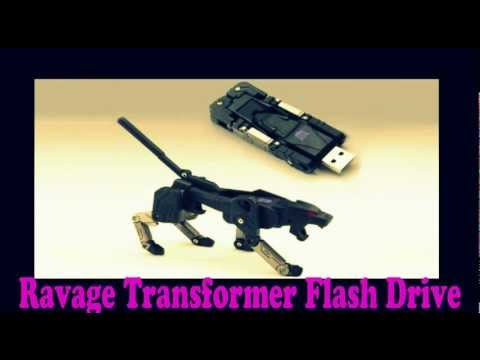 Top 10 Awesome Usb Flash Drive 2012