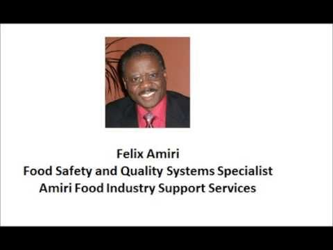 Recalls, Market Withdrawals and Safety Alerts Programs Offered by Regulatory Bodies with Felix Amiri