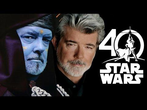 Chairman Papanoida - George Lucas's Star Wars Character