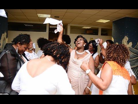 Mrs. Janet Kwuofie's surprise birthday party