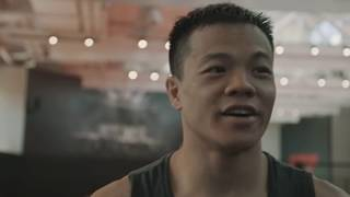 UFC Training Scholarship - Weekly Athlete Diaries Ep. 1