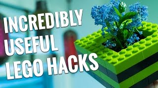9 Incredibly Useful LEGO Hacks