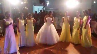 Ethiopian Wedding Ferenj Style.....