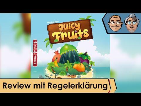 Juicy Fruits – Brettspiel – Review und Regelerklärung