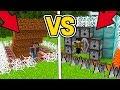 10 TL FAKİR SIĞINAK VS 10.000 TL ZENGİN SIĞINAK! 😱 - Minecraft