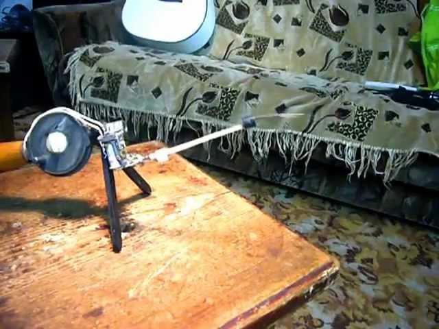 Электронная удочка для рыбалки