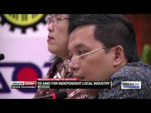 Industry Ministry Launches Indonesia Automotive Institute