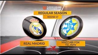 Реал Мадрид : Маккаби Т-А