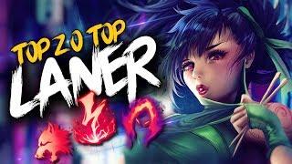 Top 20 TOP LANER Plays #15   League of Legends