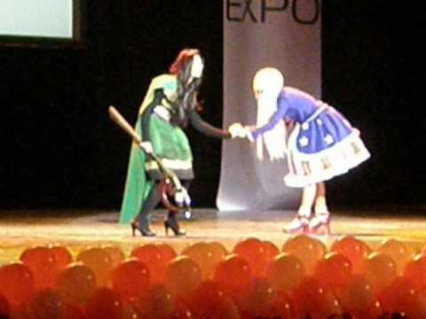AVA EXPO 2012. Мстители