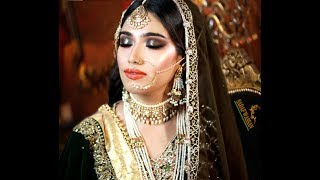 Nawabi bridal look