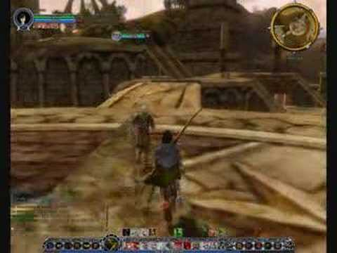 LotRo - Waffenmeister Quest Level 30