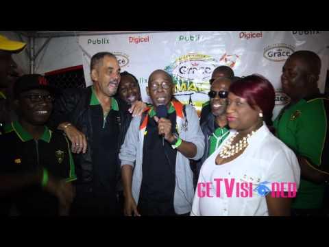 Grace Jamaican Jerk Festival 2013 At Markham Park South Florida.