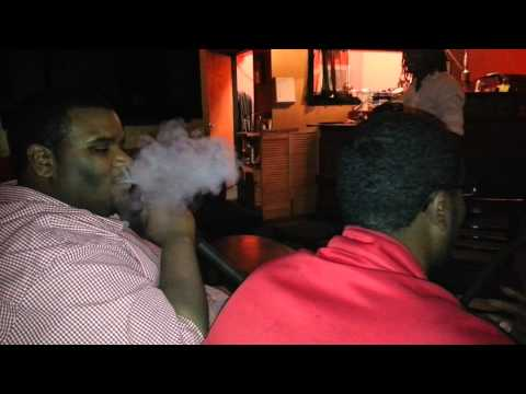 Hookah Bar Fun With The Dmv Boys. video