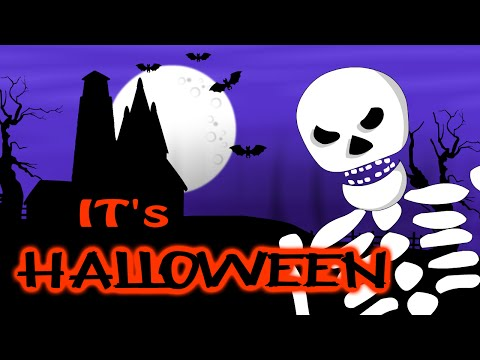 Halloween | The Spirit Of Halloween | Halloween Songs | Scary Nursery Rhymes | HooplaKidz TV