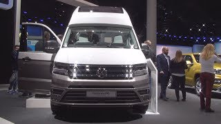 2018 volkswagen california xxl. interesting california volkswagen crafter california xxl 2018 exterior and interior with 2018 volkswagen california xxl